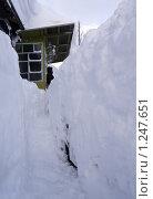 Зима. Стоковое фото, фотограф Никитина Жанна / Фотобанк Лори