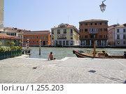 Венеция (2009 год). Редакционное фото, фотограф Эдуард Финовский / Фотобанк Лори