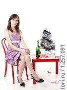 Купить «В ожидании праздника», фото № 1257091, снято 28 ноября 2009 г. (c) Ирина Золина / Фотобанк Лори