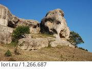 Скалы Бахчисарая (2009 год). Стоковое фото, фотограф Завриева Елена / Фотобанк Лори