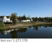 Ярославль, Спасо-Преображенский монастырь (2009 год). Редакционное фото, фотограф Базанова Маргарита / Фотобанк Лори
