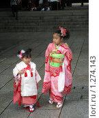 Праздник Сити-Го-Сан Япония (2009 год). Редакционное фото, фотограф Павел Сидоренко / Фотобанк Лори
