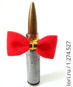 Праздничная пуля. Стоковое фото, фотограф Виталий Беляков / Фотобанк Лори