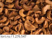 Купить «Высушенные яблоки», фото № 1276547, снято 20 ноября 2009 г. (c) Черников Роман / Фотобанк Лори