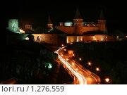 """Старая крепость или """"цветок на камне"""" г.Каменец-Подольский (2009 год). Стоковое фото, фотограф Марина Рябущиц / Фотобанк Лори"""