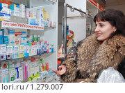 Купить «Аптека», фото № 1279007, снято 1 декабря 2009 г. (c) Александр Легкий / Фотобанк Лори