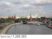 Москва, Кремль (2009 год). Стоковое фото, фотограф Дмитрий Сушкин / Фотобанк Лори