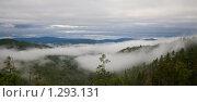 Заблудившиеся облака. Стоковое фото, фотограф Момотюк Сергей / Фотобанк Лори