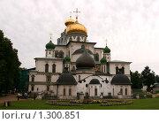 Воскресенский собор Новоиерусалимского монастыря (2009 год). Редакционное фото, фотограф Павел Красихин / Фотобанк Лори