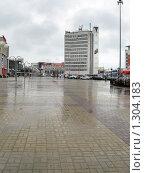 Купить «Привокзальная площадь», фото № 1304183, снято 5 августа 2009 г. (c) Parmenov Pavel / Фотобанк Лори