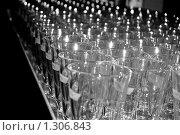Купить «Стеклянные стаканы», фото № 1306843, снято 17 декабря 2009 г. (c) Юрий Винокуров / Фотобанк Лори