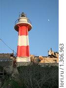 Купить «Старый маяк в Яффо. Тель-Авив. Израиль», фото № 1306963, снято 27 ноября 2009 г. (c) Наталья Волкова / Фотобанк Лори