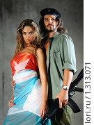 Купить «Che. Cuba Libre», фото № 1313071, снято 4 августа 2009 г. (c) Дмитрий Иванов / Фотобанк Лори