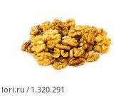 Купить «Ядра свежих грецких орехов», фото № 1320291, снято 20 января 2009 г. (c) Elnur / Фотобанк Лори