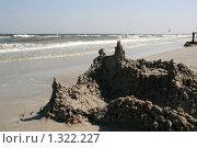 Купить «Песчаный замок», эксклюзивное фото № 1322227, снято 29 августа 2008 г. (c) Щеголева Ольга / Фотобанк Лори