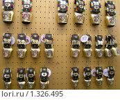 Сувениры. Колокольчики (2005 год). Редакционное фото, фотограф Жанна Яцук / Фотобанк Лори