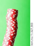 Купить «Фишки», фото № 1327303, снято 14 марта 2009 г. (c) Elnur / Фотобанк Лори