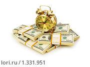 Купить «Время - деньги», фото № 1331951, снято 26 апреля 2009 г. (c) Elnur / Фотобанк Лори