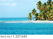 Купить «Райский остров», фото № 1337643, снято 15 декабря 2009 г. (c) Мария Смирнова / Фотобанк Лори