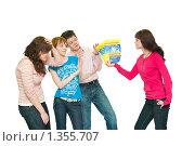Купить «Страх перед ЕГЭ», эксклюзивное фото № 1355707, снято 17 мая 2009 г. (c) Ирина Солошенко / Фотобанк Лори