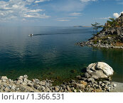 Купить «Озеро Байкал», фото № 1366531, снято 10 сентября 2007 г. (c) Andrey M / Фотобанк Лори