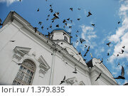 Купить «Свято-Боголюбский женский монастырь», эксклюзивное фото № 1379835, снято 8 августа 2009 г. (c) lana1501 / Фотобанк Лори