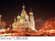 Купить «Санкт-Петербург. Спас-на-Крови», фото № 1383635, снято 1 января 2010 г. (c) Дамир / Фотобанк Лори