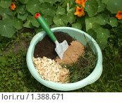 Купить «Удобрения для огорода», фото № 1388671, снято 22 июля 2007 г. (c) Яшукова Анна / Фотобанк Лори