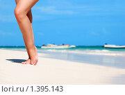 Купить «Ноги красивой девушки», фото № 1395143, снято 11 декабря 2009 г. (c) Мария Смирнова / Фотобанк Лори