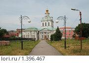 Купить «Церковь Флора и Лавра.  Тула», эксклюзивное фото № 1396467, снято 30 июля 2009 г. (c) lana1501 / Фотобанк Лори