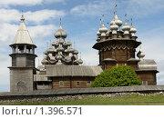 Кижи (2008 год). Редакционное фото, фотограф Виктор Вуколов / Фотобанк Лори