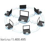 Купить «Интернет», иллюстрация № 1400495 (c) Лукиянова Наталья / Фотобанк Лори
