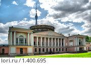 Купить «Дворец графа Шереметева. Останкино. Москва», эксклюзивное фото № 1400695, снято 18 мая 2009 г. (c) lana1501 / Фотобанк Лори
