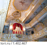 Домашний театр в здании Юсуповского дворца на Мойке, Санкт-Петербург, фото № 1402467, снято 22 июля 2007 г. (c) Владимир Горощенко / Фотобанк Лори