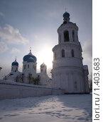 Свято-Боголюбский женский монастырь (2009 год). Редакционное фото, фотограф Николаева Елена Сергеевна / Фотобанк Лори