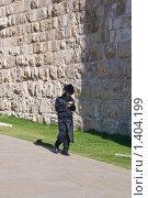 Купить «Еврей, иудей», фото № 1404199, снято 17 января 2010 г. (c) Светлана Силецкая / Фотобанк Лори