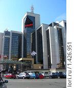 """Купить «Офис компании """"Лукойл"""" на Чистых прудах», эксклюзивное фото № 1426951, снято 11 июня 2009 г. (c) lana1501 / Фотобанк Лори"""