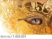 Купить «Карнавальная маска», фото № 1430691, снято 12 июля 2008 г. (c) Andrejs Pidjass / Фотобанк Лори