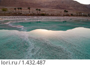 Мертвое море (2009 год). Стоковое фото, фотограф Кельс Андрей / Фотобанк Лори