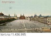 Купить «Красная площадь. Москва», фото № 1436995, снято 19 июня 2019 г. (c) Юрий Кобзев / Фотобанк Лори