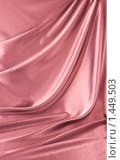 Купить «Фон из шелковой ткани», фото № 1449503, снято 13 сентября 2008 г. (c) Ольга Хорькова / Фотобанк Лори
