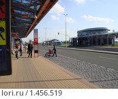 Станция метро Ладви (2009 год). Редакционное фото, фотограф Сергей Романюк / Фотобанк Лори