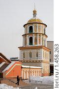 Купить «Собор Богоявления в городе Иркутске», фото № 1458263, снято 19 января 2020 г. (c) Момотюк Сергей / Фотобанк Лори