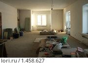 Купить «Ремонт», фото № 1458627, снято 8 февраля 2010 г. (c) Галина Бурцева / Фотобанк Лори