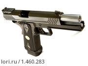 Пистолет HiCapa 5.1 (2010 год). Редакционное фото, фотограф Андрей Филиппов / Фотобанк Лори