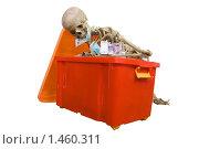 Купить «Зачахший над своими сбережениями», эксклюзивное фото № 1460311, снято 29 марта 2020 г. (c) Алёна Кухтина / Фотобанк Лори