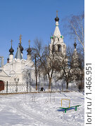 Свято-Троицкий монастырь. Муром (2010 год). Стоковое фото, фотограф Горская Анна / Фотобанк Лори