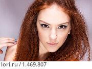 Купить «Привлекательная девушка», фото № 1469807, снято 20 января 2010 г. (c) Антон Викторович / Фотобанк Лори