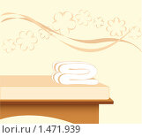 Купить «Массажный кабинет», иллюстрация № 1471939 (c) Елена Жучкова / Фотобанк Лори