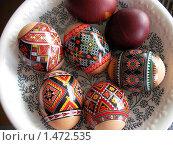 Купить «Пасхальные яйца», фото № 1472535, снято 8 апреля 2007 г. (c) Кардаков Алексей Игоревич / Фотобанк Лори